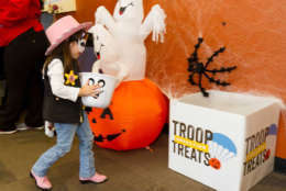 The program is open to all children and families, not just Kool Smiles patients. (Courtesy Operation Troop Treats)