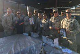 Since 2012, Kool Smiles has collected more than 12 tons of donated candy nationwide. (Courtesy Operation Troop Treats)
