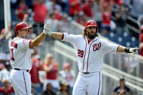 Werth, Zimmerman offer tale of 2 veterans on last ride together in NLDS
