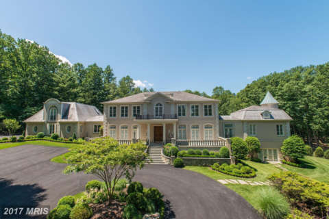 DC area's most expensive home sold for $4.2M in September