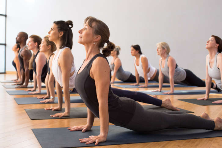 Yogaworks Buys More Dc Area Studios Wtop