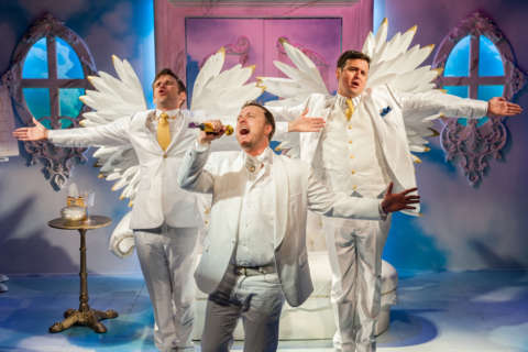 'An Act of God' brings comedy heaven to Signature Theatre in Shirlington, Va.