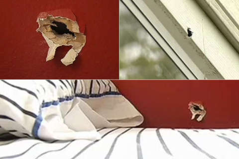 Mysterious shootings target occupied homes in Prince William Co.