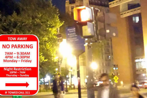 DC to restrict Dupont Circle parking on weekend nights