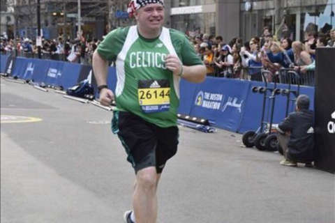 The story behind the story: 'Big Dan Runs the Marathon'