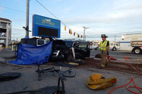 2 DC men biking in Dewey struck, killed by SUV