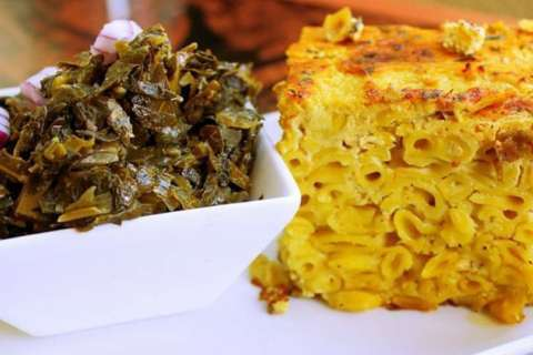 Vegan soul food: Chefs around DC redefine a classic cuisine