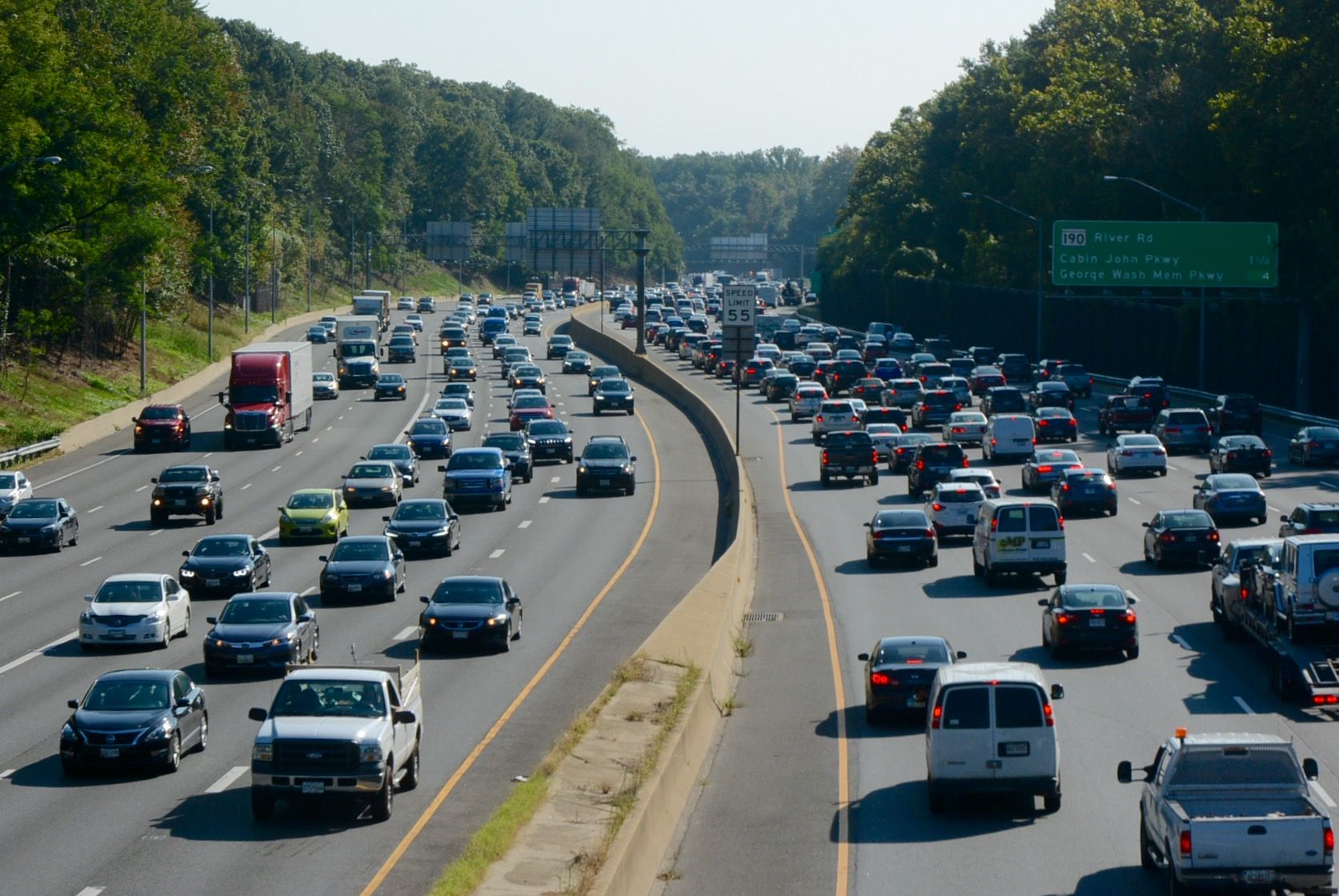 Holiday speeding crackdown: Md. police write 265 tickets in 4 hours on Beltway