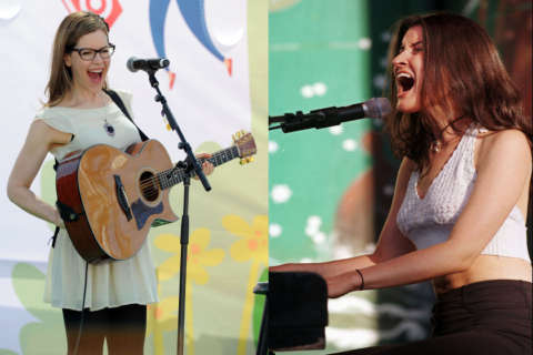 Lisa Loeb and Paula Cole play intimate sets at AMP by Strathmore in Bethesda