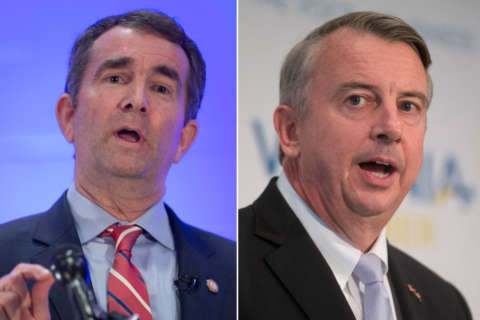 Va. governor's race that's days away remains 'close and competitive'