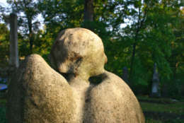 Oak Hill Cemetery (WTOP/Jack Moore)