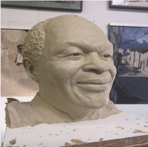 Marion Barry served four terms as mayor for the District. (Courtesy D.C. Commission on Arts and Humanities)