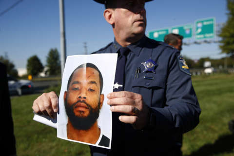 Gunman wanted for shooting 6 in Md., Del. in custody after manhunt