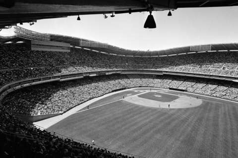 'Best Day Ever': Baseball's best moments at RFK from the Senators to the Nats