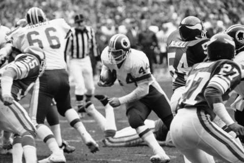 Chanting fans, flying seat cushions: Most amazing Redskins moments at RFK