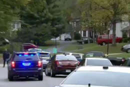 Investigators said the 911 call was made after a family member showed up at the home and witnessed the attack. (Courtesy NBC4)