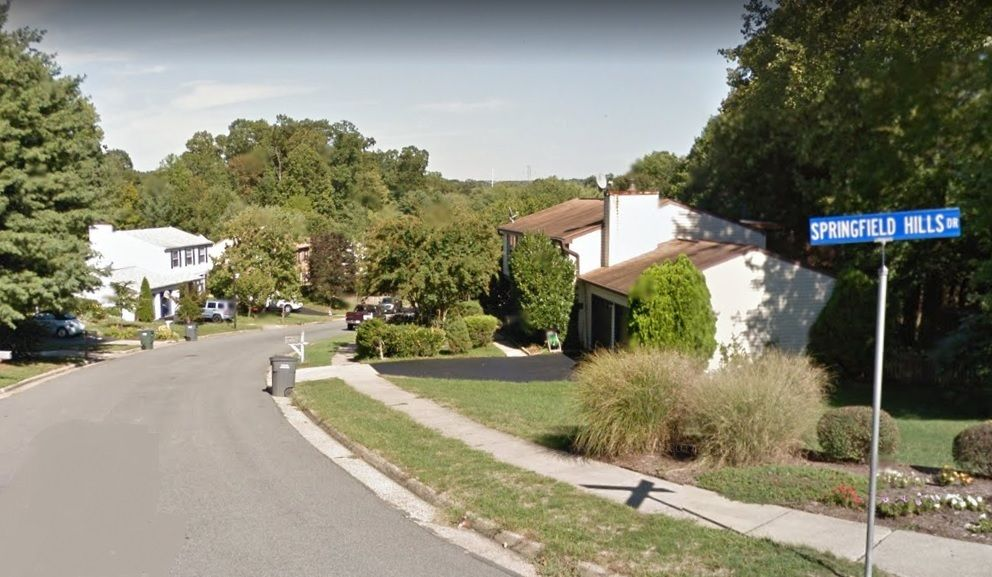 Investigators said the 911 call was made after a family member showed up at the home and witnessed the attack. (Courtesy Google Street View)
