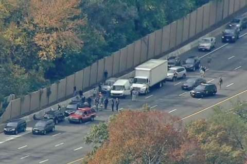 5 arrested, charged in Silver Spring robbery that led to Beltway pursuit