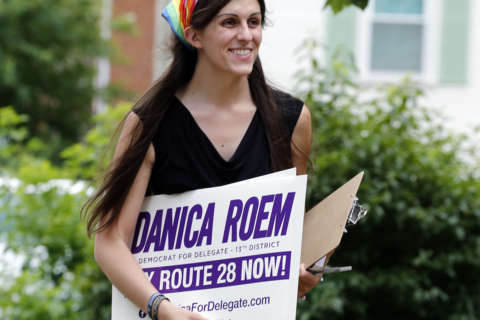 Dems unseat GOP in slew of Va. delegate races; Roem will become 1st transgender House member