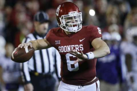 College Football Corner: Heisman hopes rest in Norman