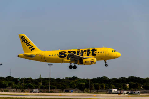 Spirit Airlines launches BWI Marshall-to-Cancun flights