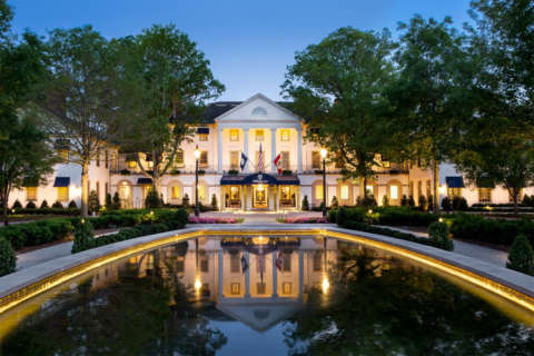 Williamsburg Inn gets 'Five Diamond' designation