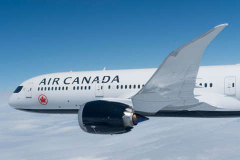 Air Canada launches BWI Marshall-to-Montreal flights