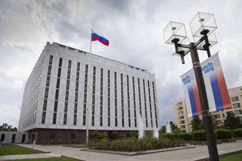 Not Putin up with it: DC Council wants street name change near Russian Embassy