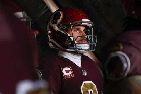 Kirk Cousins reportedly agrees to deal with Minnesota Vikings