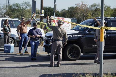 Photos: Gunman kills 26, wounds 20 at Texas church