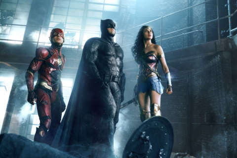 Movie Review: Batman assembles superhero squad in 'Justice League'