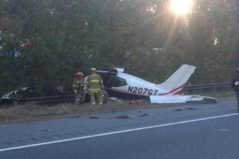 No injuries following Annapolis plane crash