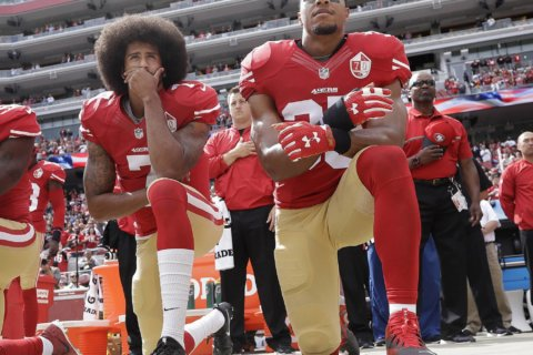 Some Prince George's school board members want Skins to tap Kaepernick