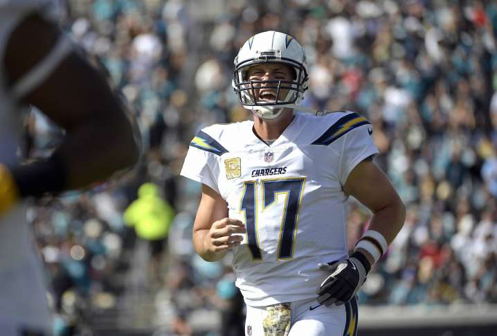 Kellen Clemens set to start if Philip Rivers can't suit up