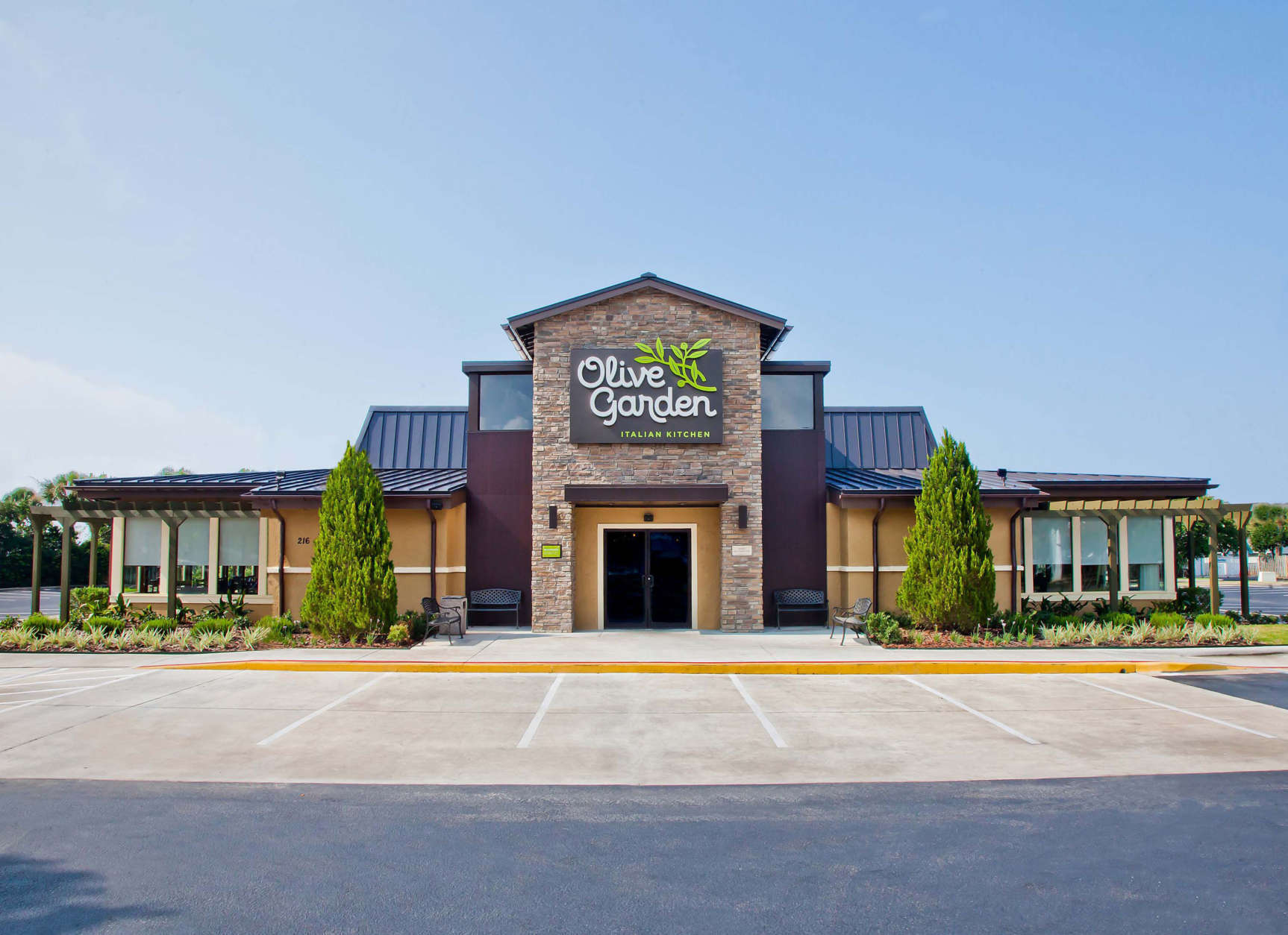 Olive Garden: The big destination for those with a Pasta Pass. (Courtesy Olive Garden/Jeffery Patrick)