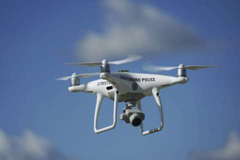 Fairfax Co. delays drones for first responders over privacy concerns