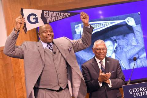 Basketball Around the Beltway: Georgetown basketball season preview
