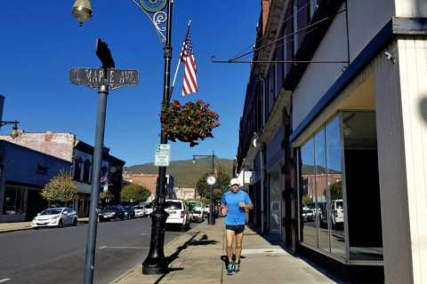 Green Beret running across Va. to raise awareness of veteran suicide