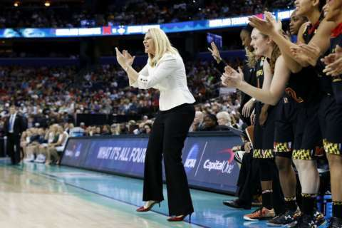 Basketball Around the Beltway: Maryland women's season preview