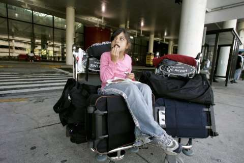 BWI airport holiday changes: Free parking, Lyft, Uber restrictions