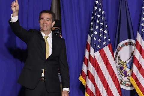 Northam calls for unity in Virginia after his victory