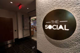 "Hilton calls the news public space ""The Social."" (Courtesy Hilton Hotels)"
