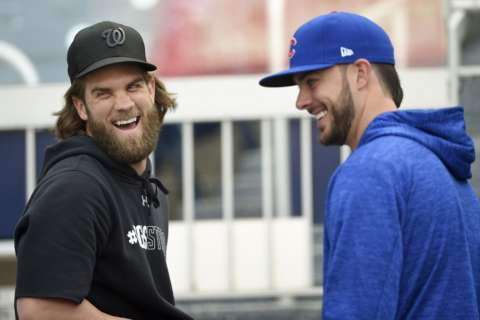 Why Bryce Harper will sign with the Chicago Cubs