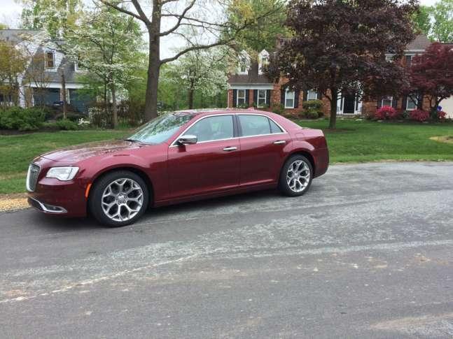 Chrysler 300c Platinum Bold On The Outside Luxurious On The Inside