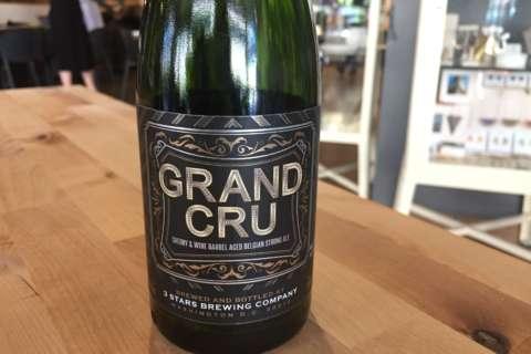 Beer of the Week: 3 Stars Grand Cru Belgian Strong Ale