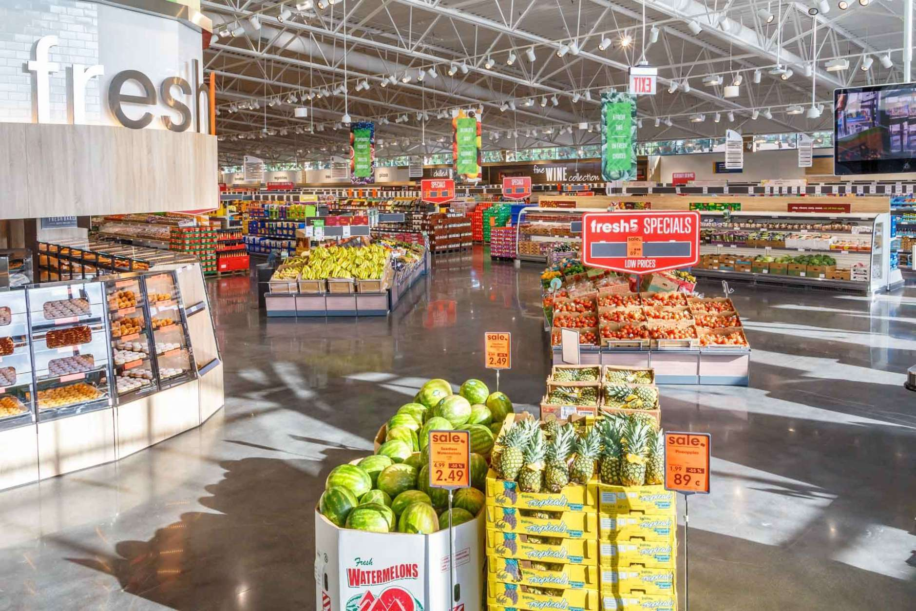 The Fredricksburg store at 1175 Warrenton Road will be Lidl's 13th store in Virginia since launching its east coast blitz. (Courtesy Lidl)