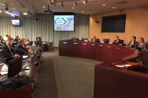 Montgomery Co. leaders hear state's plans to ease Beltway, I-270 congestion