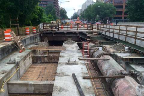 Pennsylvania Avenue detour to be lifted in West End