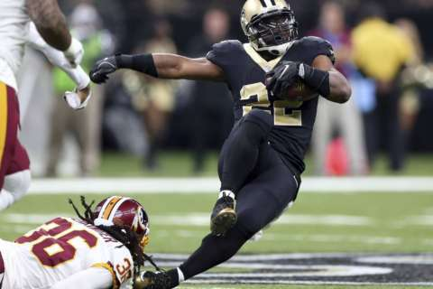 Redskins season dire after blowing 15-point lead to Saints