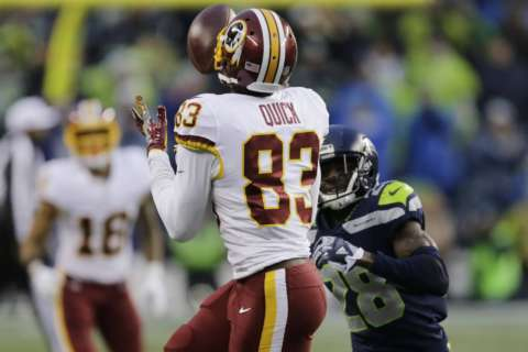 Agent: Redskins agree to terms with receiver Brian Quick